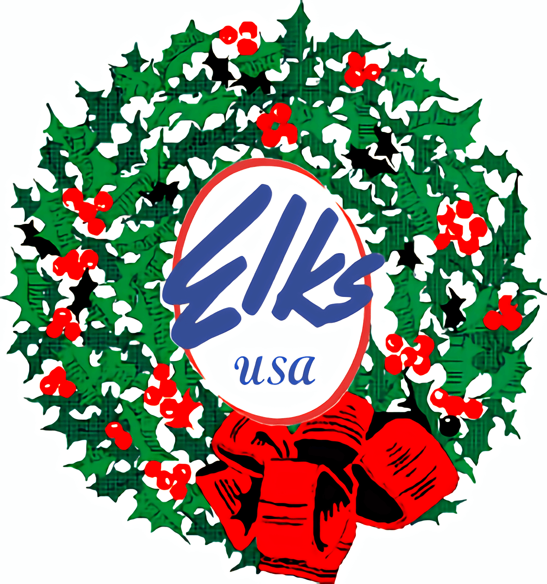 Merry Christmas from Elks #341!